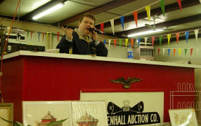 Mendenhall Auction NC